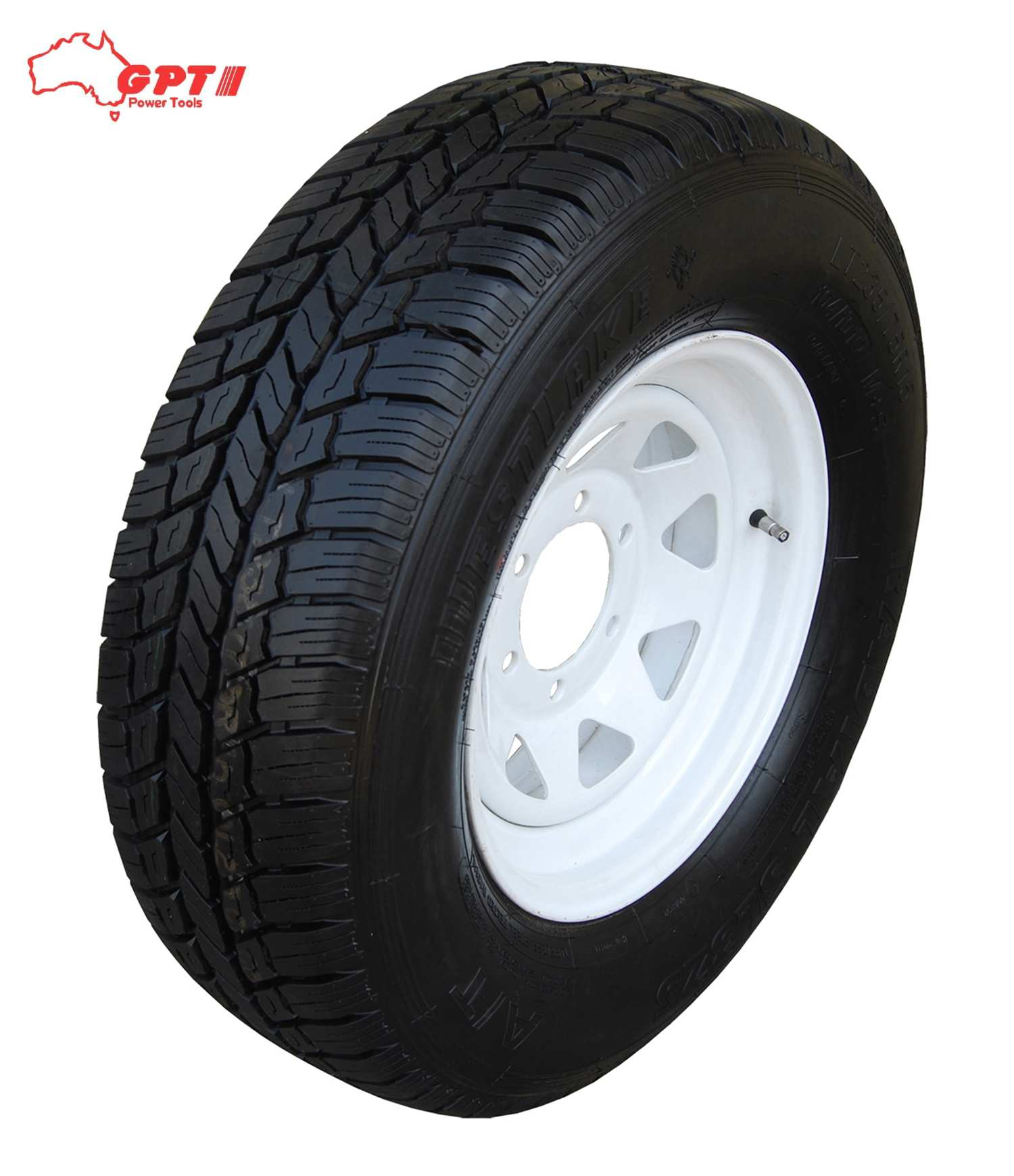 14 Inch Wheel For 8x5 Trailer