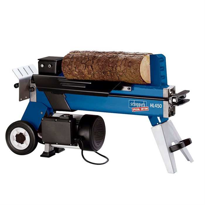 6.5TON ELECTRIC LOG SPLITTER