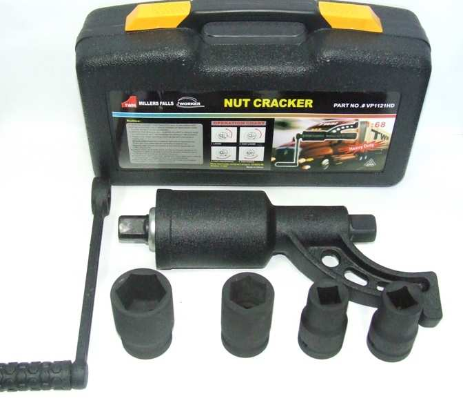 HEAVY DUTY TORQUE MULTIPLIER / NUT CRACKER