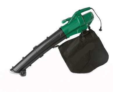 2400W Electric Blower & Vac (Factory Second)