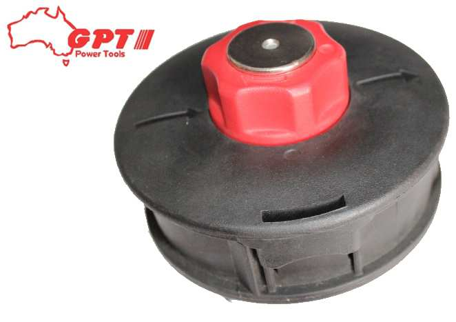 Heavy Duty Bump Feed Replacement Line Trimmer Head For Brush Cutter