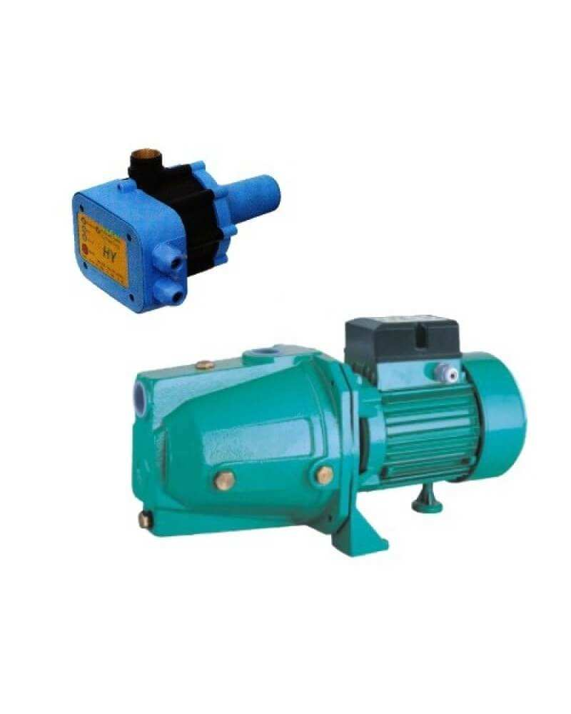 1.5HP JET PUMP WITH 30AMP PUMP CONTROL