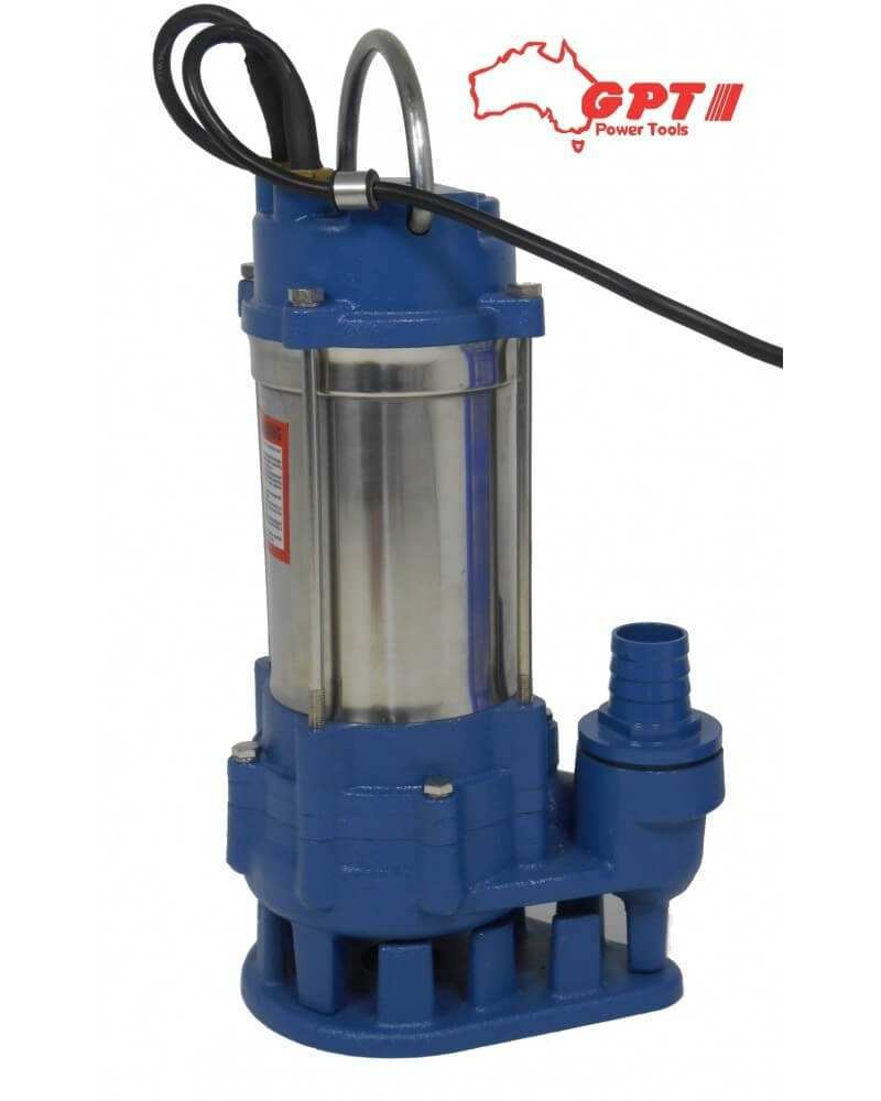 NEW 1HP SUBMERSIBLE PUMP WQD6-16-0.75/0.75F