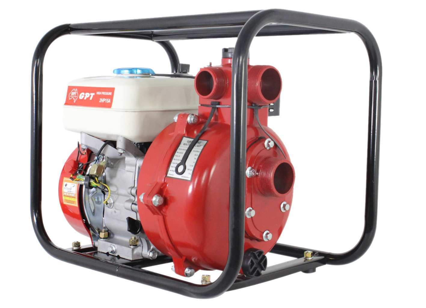 7HP TWIM IMPELLER  FIRE FIGHTING PUMP FIREFIGHTING | PETROL WATER PUMP