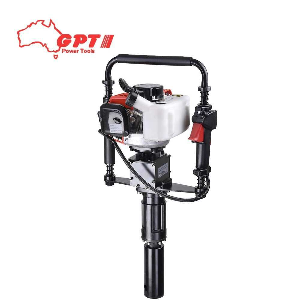 33cc Petrol Post Driver Star Picket  2 Stroke Farm Fence