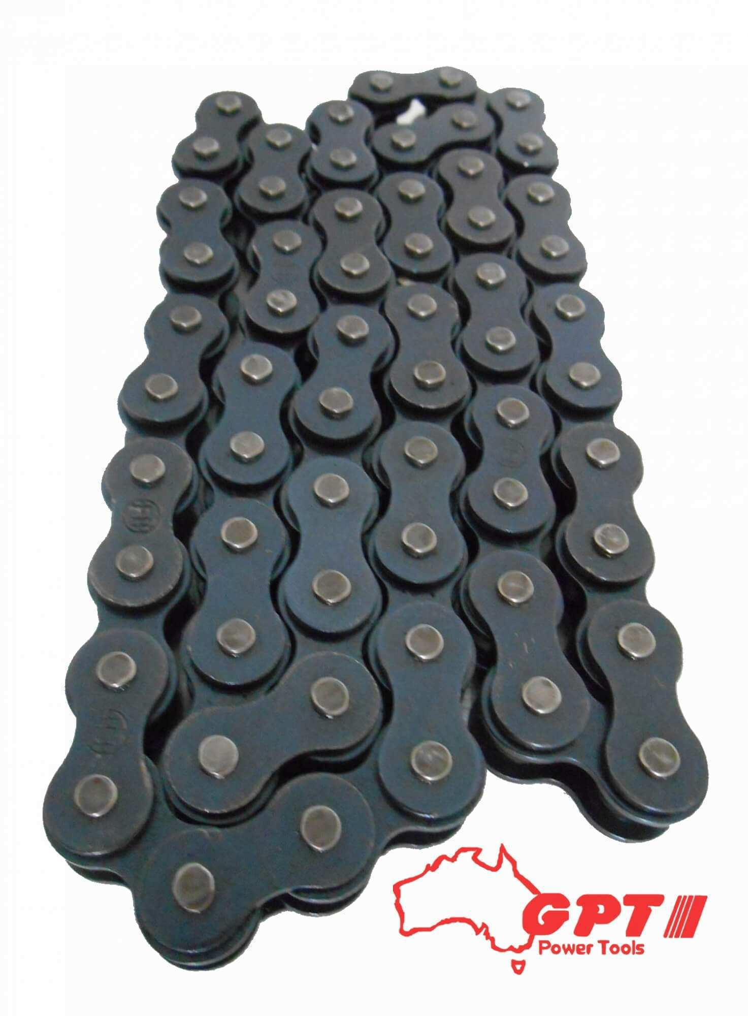 NEW GPT GO KART CHAIN FOR 196CC 4 STROKE ENGINE RUST RESISTANT HEAVY DUTY