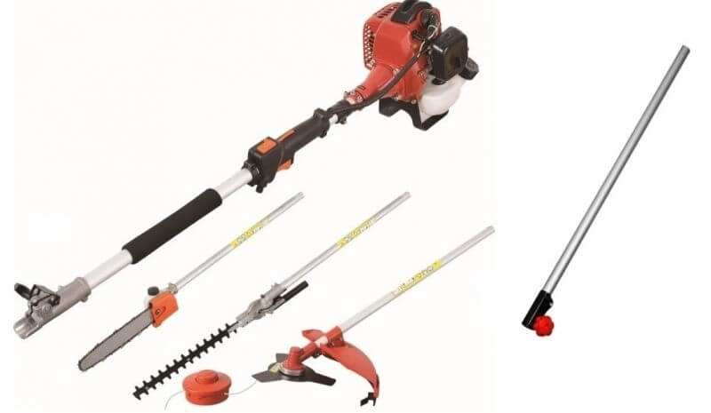 52CC 4 IN 1 MULTIFUNCTIONAL GARDEN TOOL